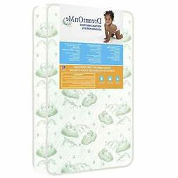 Dream On Me 3 Playard Mattress White Fits the Graco Square P