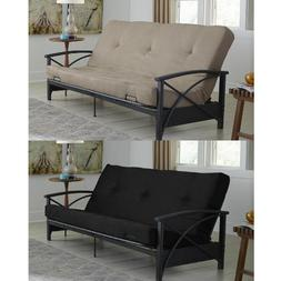6 in. Futon Mattress Replacement Sofa Bed Full Size Couch Co