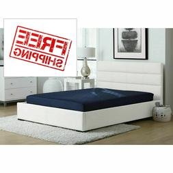 """6"""" Quilted Mattress Full Size Memory Foam Home Bedroom Bed S"""