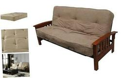 8-Inch Independently Encased Coil Futon Mattress, Full Size,