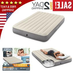 Air Bed Mattress Queen Twin Full Size Intex Inflatable Downy