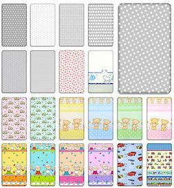 BABY COT SHEET FOR MATTRESS BASKET CRIB COT COTBED JUNIOR BE
