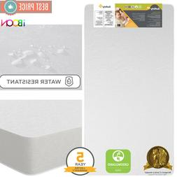 Safety 1st Baby Crib Mattress Toddler Bed Waterproof Thermo
