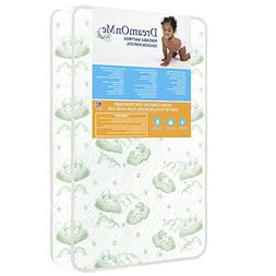 Dream On Me Baby Trand Nursery Center Foam Mattress with Squ