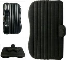 Back Seat Extended Sleep Rest Car Inflatable Mattress Bed wi
