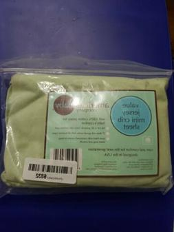 American Baby Company 100% Natural Cotton Value Jersey Knit