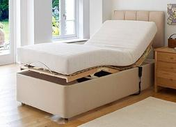 """Electric Bed Mattress Protector Egyptian Cotton 3'0""""x 6'6"""""""