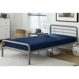 FREE SHIPPING! DHP 6 Inch Quilted Mattress, Full, Navy