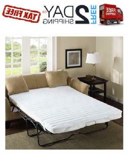 Topper For Full Size Mattress Sleeper Cover For Bed Matress