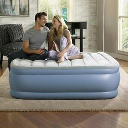 Beautyrest Hi Loft Express Raised Air Mattress, Natural