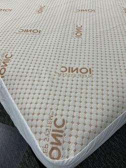 Ionic Sleep Copper Tech 5 Sided Mattress Protector Queen