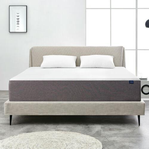 Molblly 8 Inch Size Foam Mattress More Breathable Sleep Bedroom