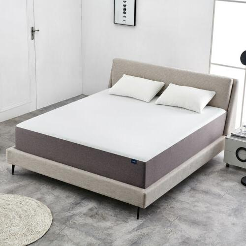 8 inch full size memory foam mattress