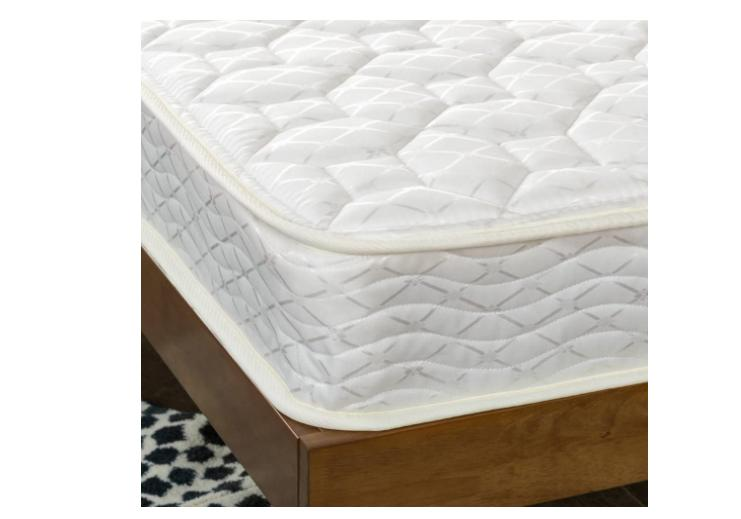 """6"""" Bunk Size Foam Bed Spring Soft Comfort Home Coil Plush"""