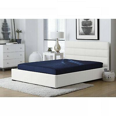Memory Foam Mattress Size Polyester Quilted