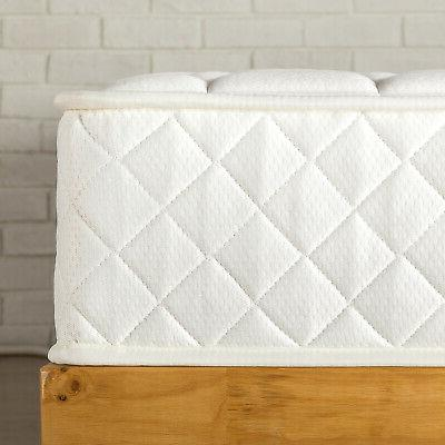 Zinus Inch Mattress with Quilted Queen