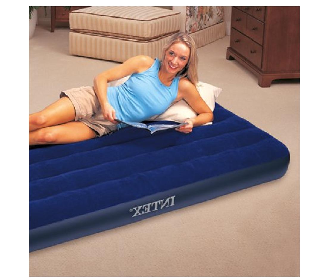 Coleman Inflatable Air Bed Camping Mattress Twin//King Size Raised Sleeping Mat
