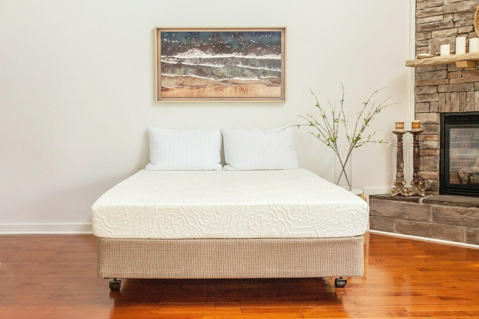 Handcrafted in USA, Cool Mattress, Feel