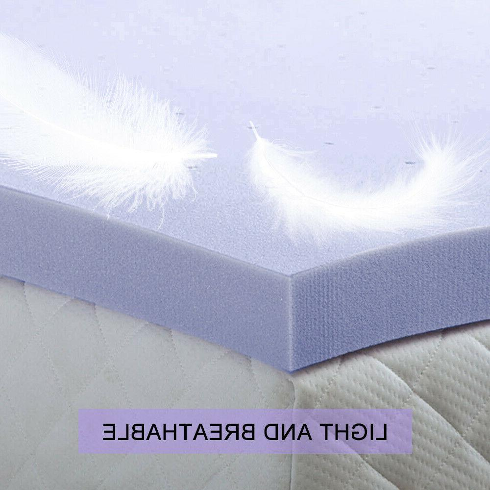 Mattress Topper 4'' Ventilated