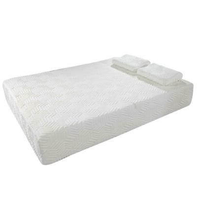 """10"""" inch Two Layers Full Size COOL Firm Memory Foam Mattress"""