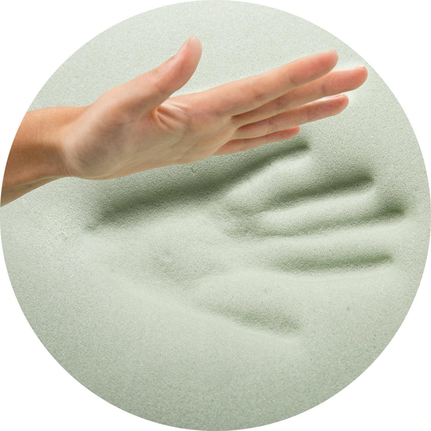 "Spa Sensations Gel Foam 1"" Mattress"