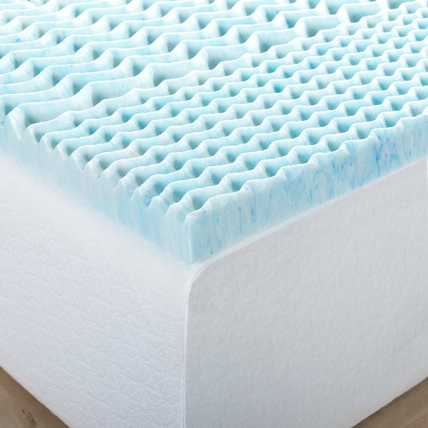 Spa Sensations Zoned Fusion Gel Mattress King