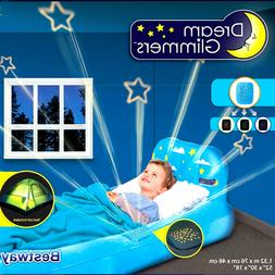 Bestway Light Up Kids Inflatable Mattress Airbed Camping Glo