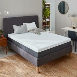 Beautyrest Mattress 12 in. Queen Size Gel Memory Foam Bed-in