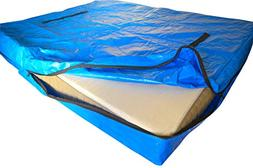 Nordic Elk Mattress Bag for Moving and Storage  - Reusable C