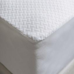 Ambesonne Mattress Protector Waterproof Breathable Sheet wit