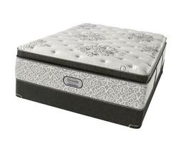 New Queen Beautyrest Legend Bradford Plush Pillow Top Mattre