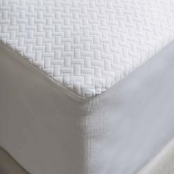 Polyester Mattress Protector Waterproof Noiseless Soft Woven