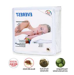 Everest Polyzip BOX SPRING/MATTRESS PROTECTOR in Queen King