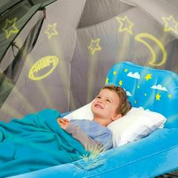 NEW Kids Travel Bed Inflatable Portable Toddler Air Mattress