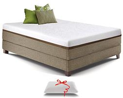 Live and Sleep Resort Ultra Twin Size Mattress - Gel Memory