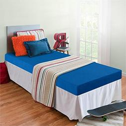 Zinus Memory Foam 5 Inch Bunk Bed / Trundle Bed / Day Bed /