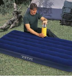 """Intex Twin Size  8.75""""Classic Downy Inflatable Air Bed Mat"""