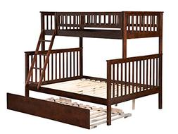 Woodland Twin over Full Bunk Bed